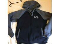 EA7 Tracksuit Hoody