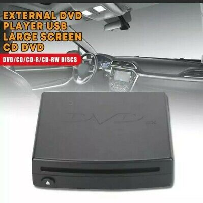 External DVD Player USB CD Read Disc Player Car Radio Video for Android System
