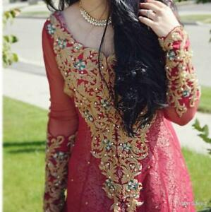 Designer Pakistani Dress