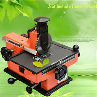 Semi-automatic Sheet Embosser Metal Stamping Printer 4mm 211018