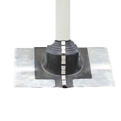 Deks Shingle Retrofit Flashing - Square Base - Single Item