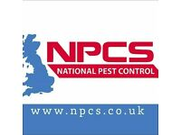 NPCS PEST CONTROL UNBEATABLE PRICES , 1 YEAR GUARANTEE WITH ALL TREATMENTS