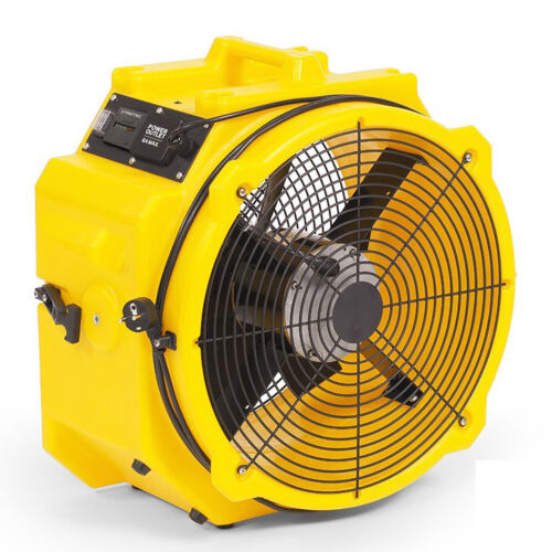 Zoom 1/4 Hp Centrifugal Floor Dryer And Axial Ventilator 3.4 Amp Commercial Fan