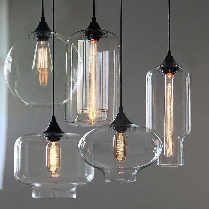 Лампа своими руками из стекла