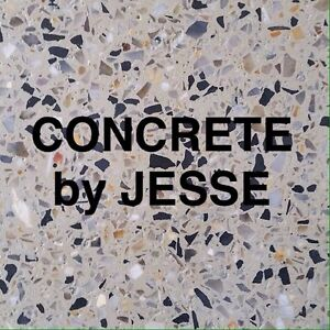 CONCRETE by Jesse, Covering all aspects of concrete South Melbourne Port Phillip Preview