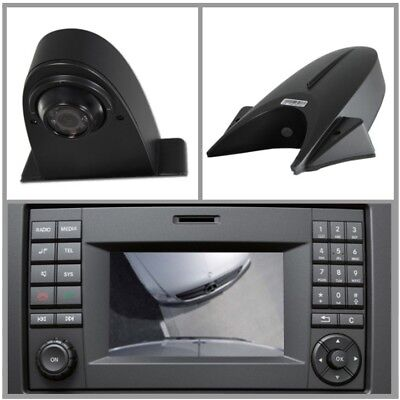 Rückfahrkamera Sprinter Audio15 Komplettsystem Mercedes-Benz Schwarz Map Pilot