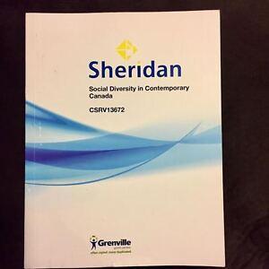 Social Diversity in Contemporary Canada - Sheridan College