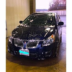 2010 Pontiac Vibe low km great condition