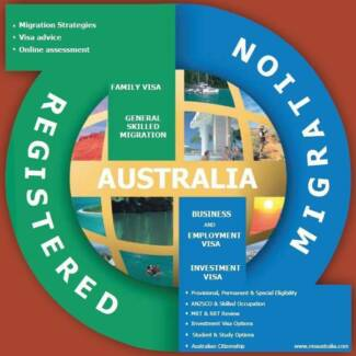 Registered Migration Australia Melbourne CBD Melbourne City Preview