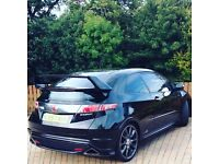 Honda Civic Type R GT FN2