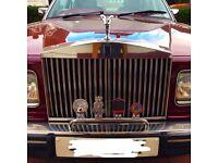 Rolls Royce - Silver Shadow II