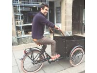 Bread Delivery Bike Hero wanted! Great Bike. Great Pay. Great Bread
