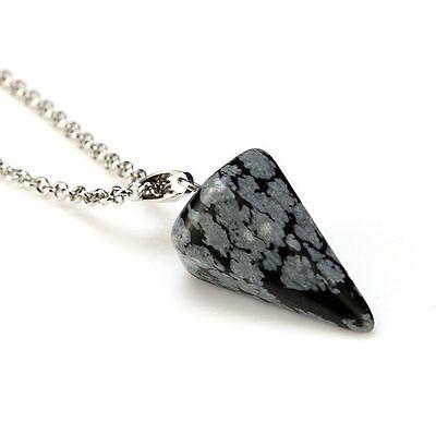 Schneeflocken-Obsidian