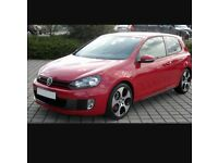 Golf GTI MK6 engine 2.0 tfsi