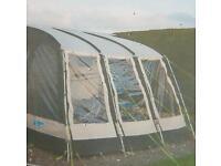 Caravan awning