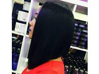 WEAVES WITH LEAVE-OUT,TRACKS,VERSATILE/HALF/FULL WEAVES,CLOSURE/FRONTAL WEAVES FROM £40