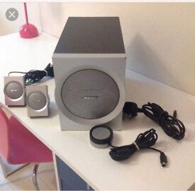 Bose companion 3 Series 1 multimedia speaker system