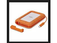LaCie USB C 1tb Hardrive