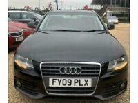Audi A4, petrol, 1.8 TFSI, ULEZ 160hp, (not Volkswagen, Seat, Skoda)