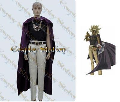 Yu Gi Oh! Yami Marik Cosplay Costume FF.2052