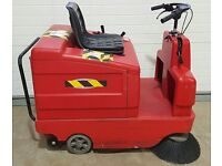 Warehouse/Factory Industrial Sweeper
