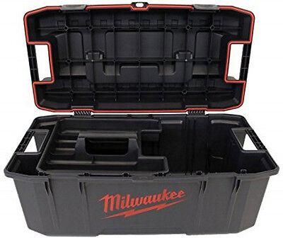 MILWAUKEE Jobsite Box Werkzeugbox Werkzeugkiste Werkzeugkoffer unbenutzt