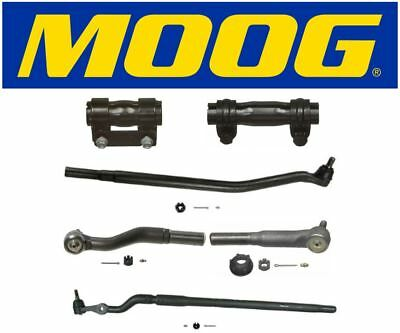 Moog Inner & Outer Tie Rod End Kit Fits 1999 Ford F-250 Super Duty 4X4 4WD F250 Inner End Kit