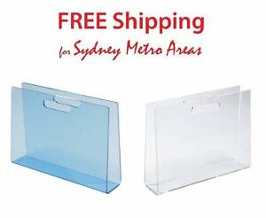 Clearance SALE - Crystal Portable Magazine Rack (set of 2) Zetland Inner Sydney Preview