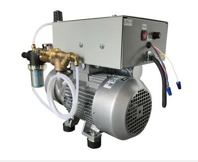 Sierra Dental Lrv-4 2.1 Hp Liquid Ring Vacuum Pump - 115230 Vac - 1 To 6 User