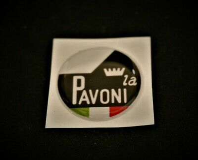 La Pavoni Logo Sticker - Europiccola Professional