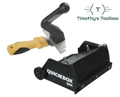 Tapetech Quickbox Qsx 6.5 With Tapetech Wizard Compact Handle Combo