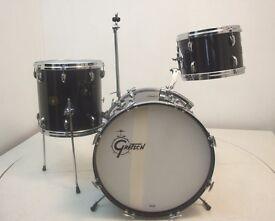 Vintage Gretsch Drum kit Progressive Jazz 20 / 12 / 14 Drums Shell Pack 1971