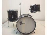 """Vintage Gretsch Drums """"Progressive Jazz"""" 20 / 12 / 14 1971"""