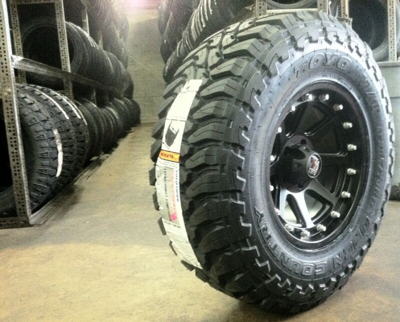 (5)17 Xd Addict Wheels Jeep Wrangler Jk 295/70-17 Toyo Mud Terrain Tires Package