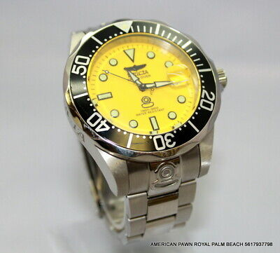 Invicta grand diver automatic watch 300m model 3048