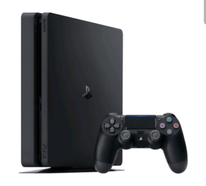 PS4 1TB BRAND NEW