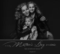 MOTHER'S DAY MINI SESSION IN CALGARY