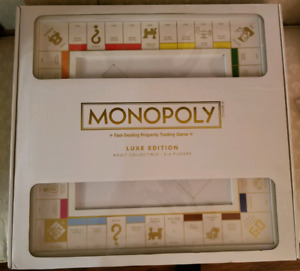 LIMITED EDITION LUXE MONOPOLY