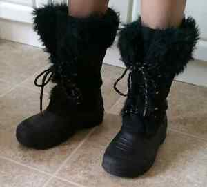 Size 8.5-9 ladies winter boots
