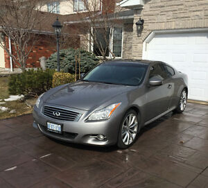 2009 Infiniti G37 Sport Coupe (2 door)