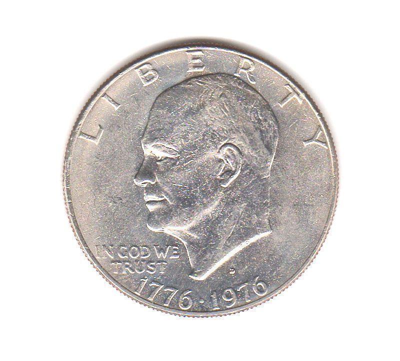 Eisenhower Bicentennial Dollar Ebay