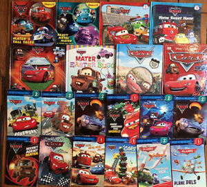 Disney's CARS Books - $2 each or all 20 for $30