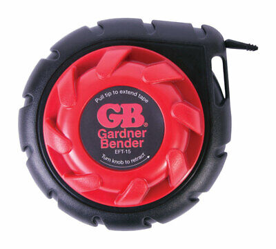Gardner Bender 0.025 In. W X 15 Ft. L Steel Fish Tape
