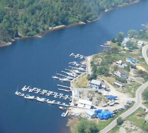 Marina for Sale in north Georgian Bay Ontario