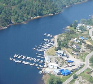 Marina for Sale in north Georgian Bay Ontario