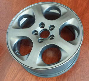 Volvo alloy rims