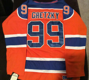 Gretzky, Sakic and  Neely Jerseys!! Brand new with Tags!!