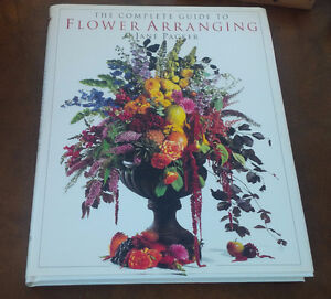 Complete Guide to Flower Arranging, Jane Packer, 1995