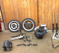Honda 500 Interceptor Parts for Sale