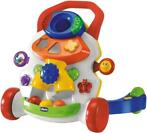 Chicco Multicolor Baby Walker Loopwagen C65261 (Loopwagens)